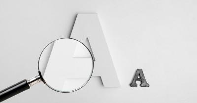 Come trovare un font da un'immagine - Creare Creativita