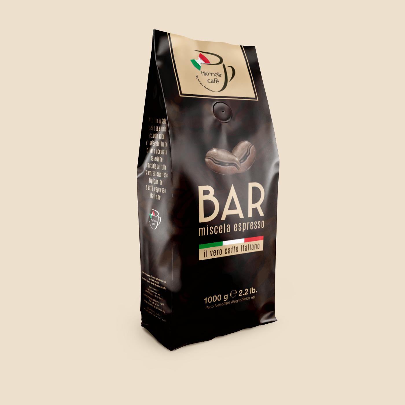 Nik Finelli Cafe Pack Caffè