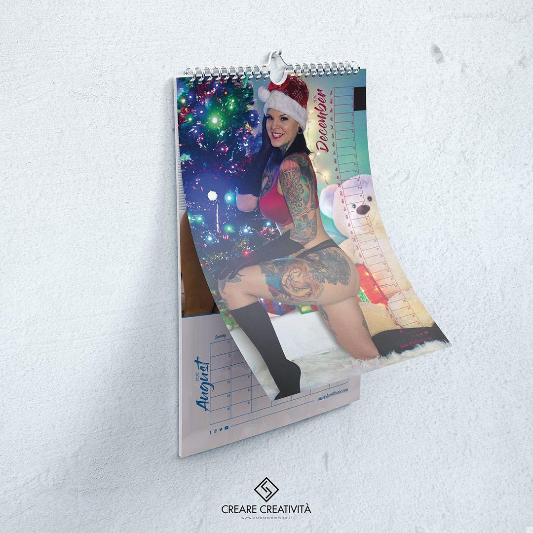 Heidi Lavon Calendario 2020 - 04