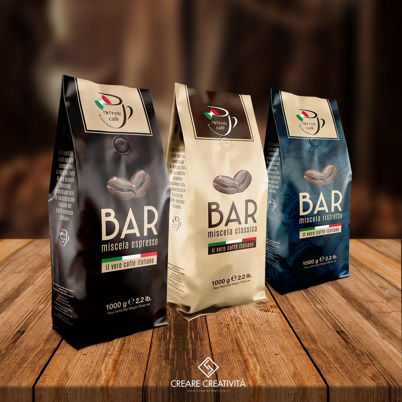 Nik Finelli Cafe Multi Pack Caffè