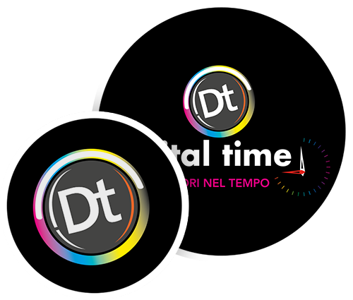 Digital Time Tipografia Filtro Instagram Stories