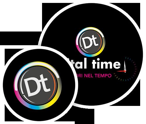 Digital Time Tipografia Filtro Instagram Stories