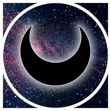 Dark Moon by Creare Creatività Filtro Instagram Stories