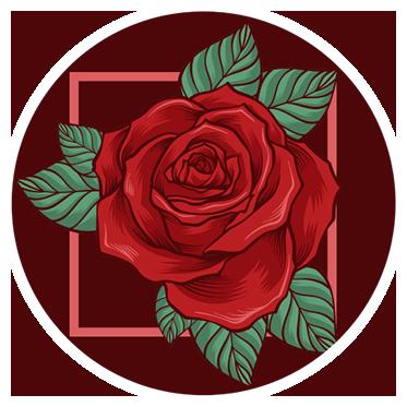 Red Rose by Creare Creatività Filtro Instagram Stories